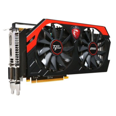 MSI Geforce GTX 770 Gaming: DVI-D/HDMI/DisplayPort 2048MB GDDR5