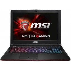 GAMING / VIDEO EDIT Monster: MSI GE62 2QE-035NL (Apache) 4K Edition