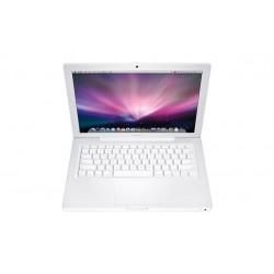 Apple Macbook White 2008: Intel Core 2 Duo, 2 GB Intern Geheugen, 6 Maanden Garantie!