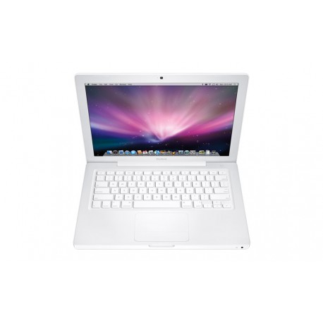 Apple Macbook White 2008: Intel Core 2 Duo, 2 GB Intern Geheugen, 6 Maanden Garantie!