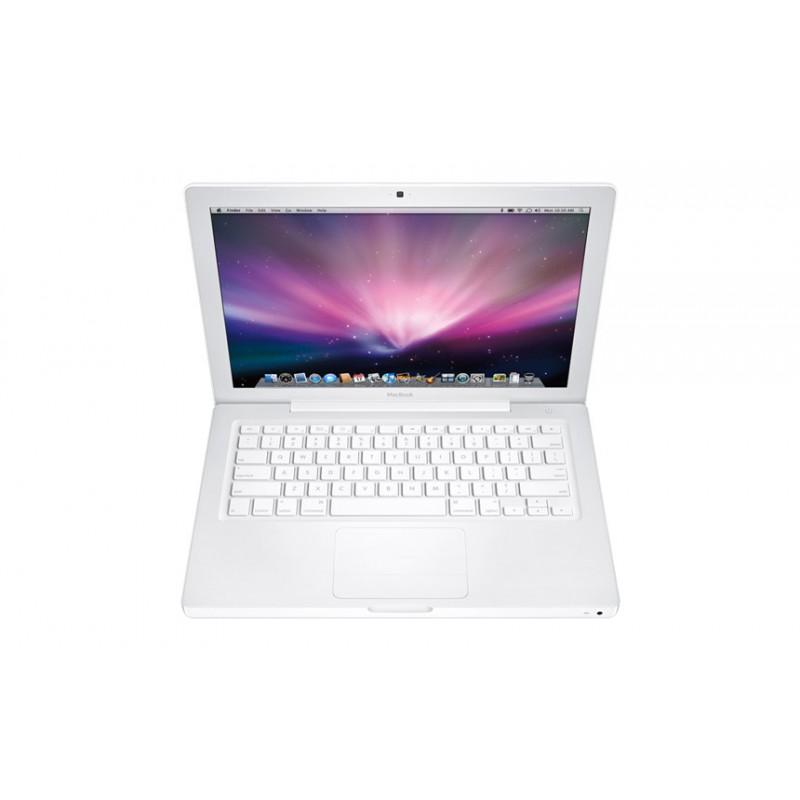 Apple Macbook White 2008 Intel Core 2 Duo GB Intern Geheugen 6