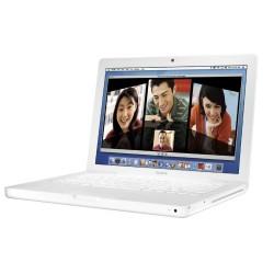 Apple Macbook White 2008: Intel Core 2 Duo, 240 GB SSD DRIVE, 2 GB Intern Geheugen, 6 Maanden Garantie!