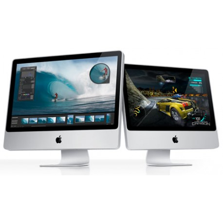 24' Apple IMac - Core 2 Duo 2,8Ghz, 4GB Intern Geheugen